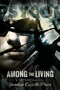 Among the Living - m/m paranormal thriller